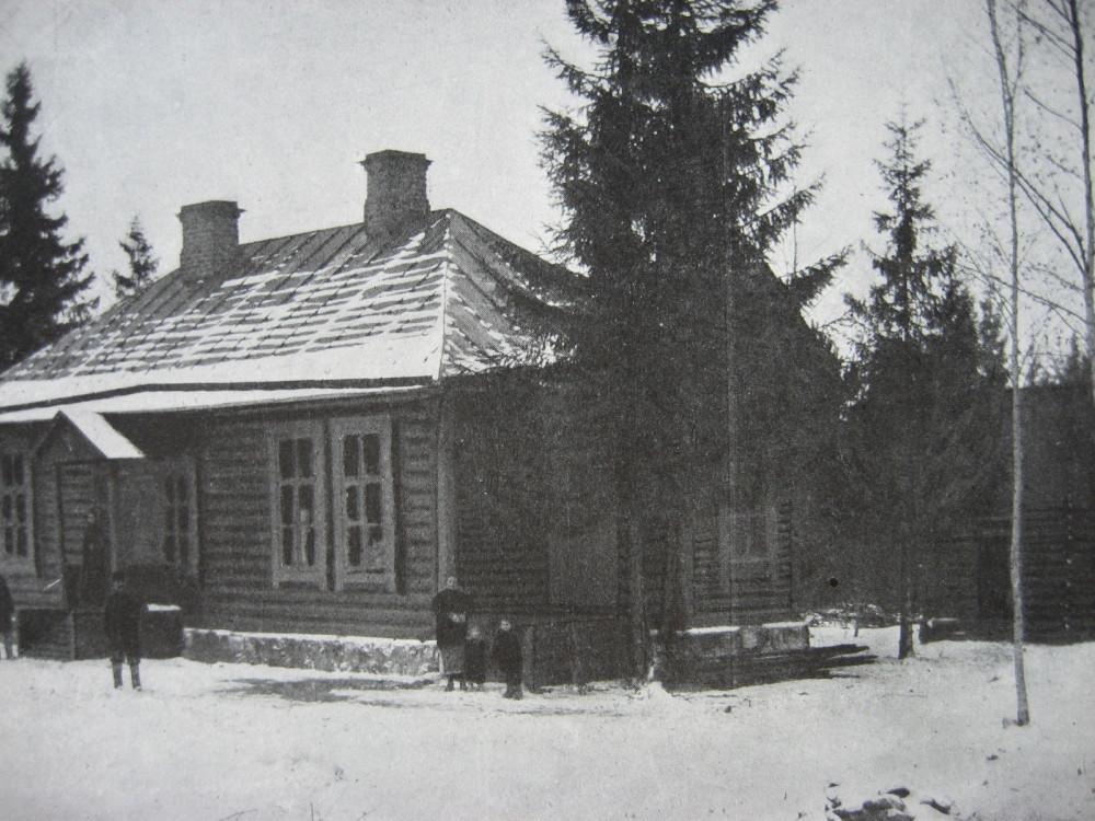 7. Типовой жилой дом.