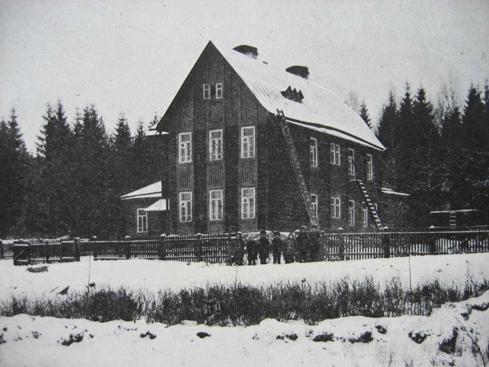 13. Типовой жилой дом.