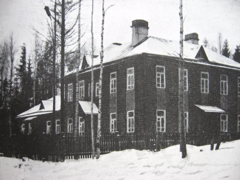 14. Типовой жилой дом.