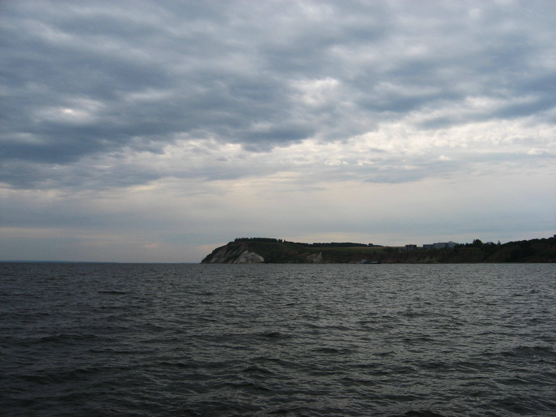 13. Камское Устье. Гора Лобач.