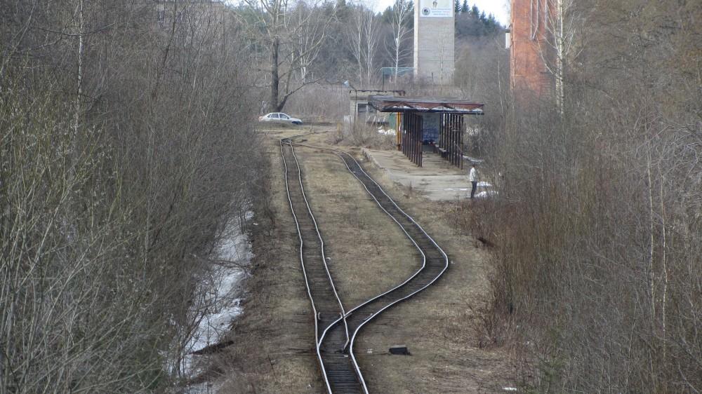 32. Кирово-Чепецк. Станция Новый. Пункт оборота поездов.