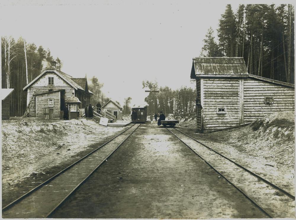 4. Станция Солодча.