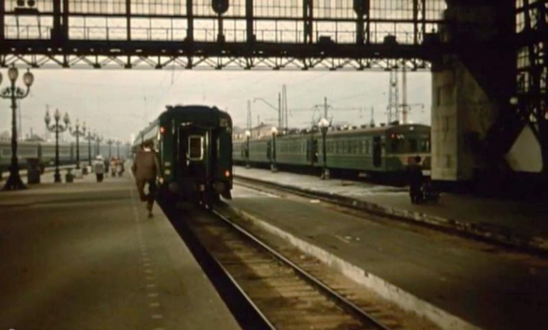 108. Киевский вокзал, 1959 год.