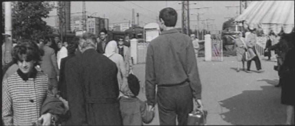 49. Савеловский вокзал, 1965 год.