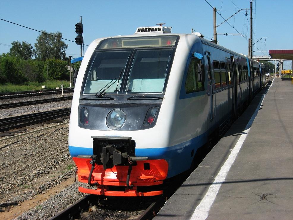 Дизель-поезд редкий гость на