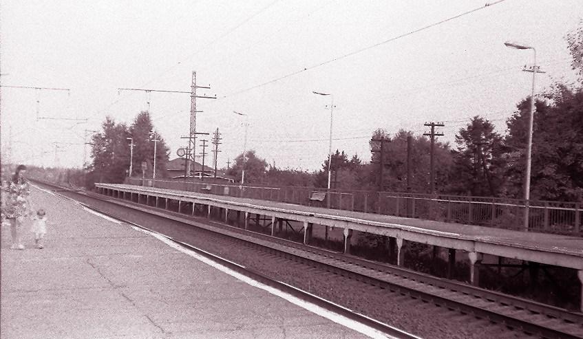 91. Платформа Фроловское, 1973 год.