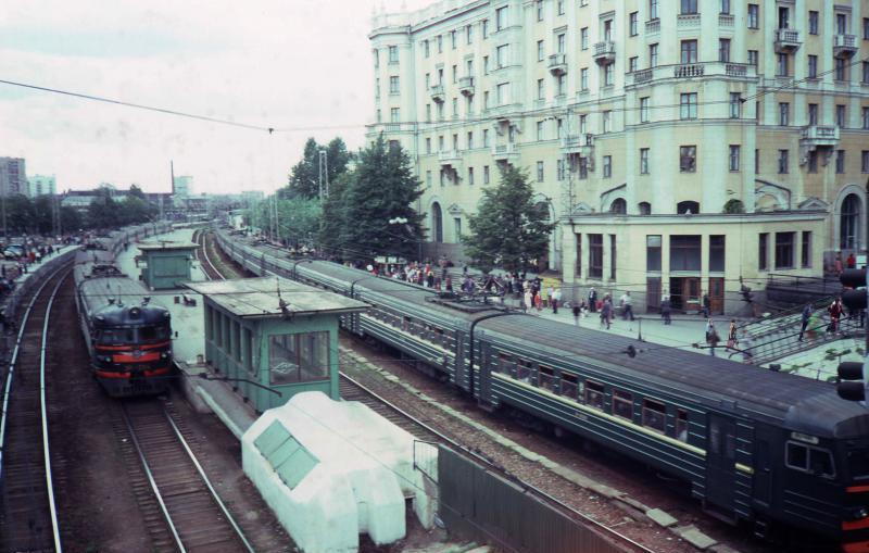 94. ст.Москва-Смоленская, 1982 год.