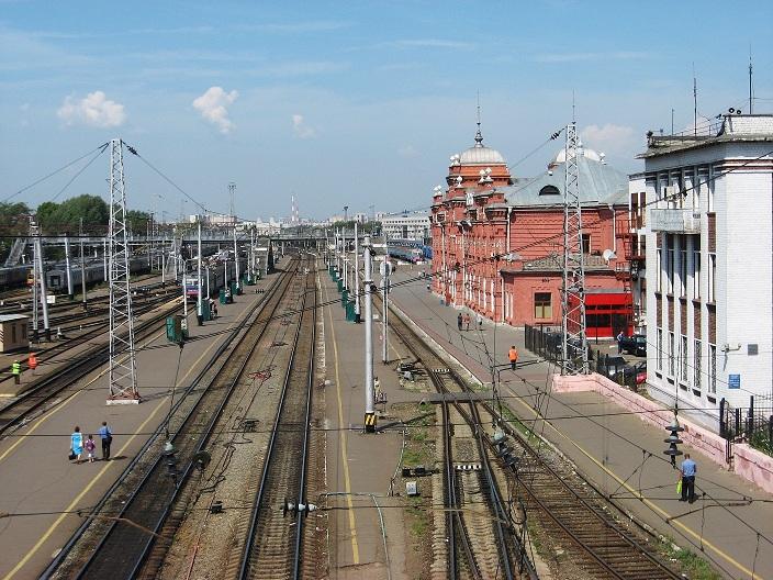 2. Станция Казань.