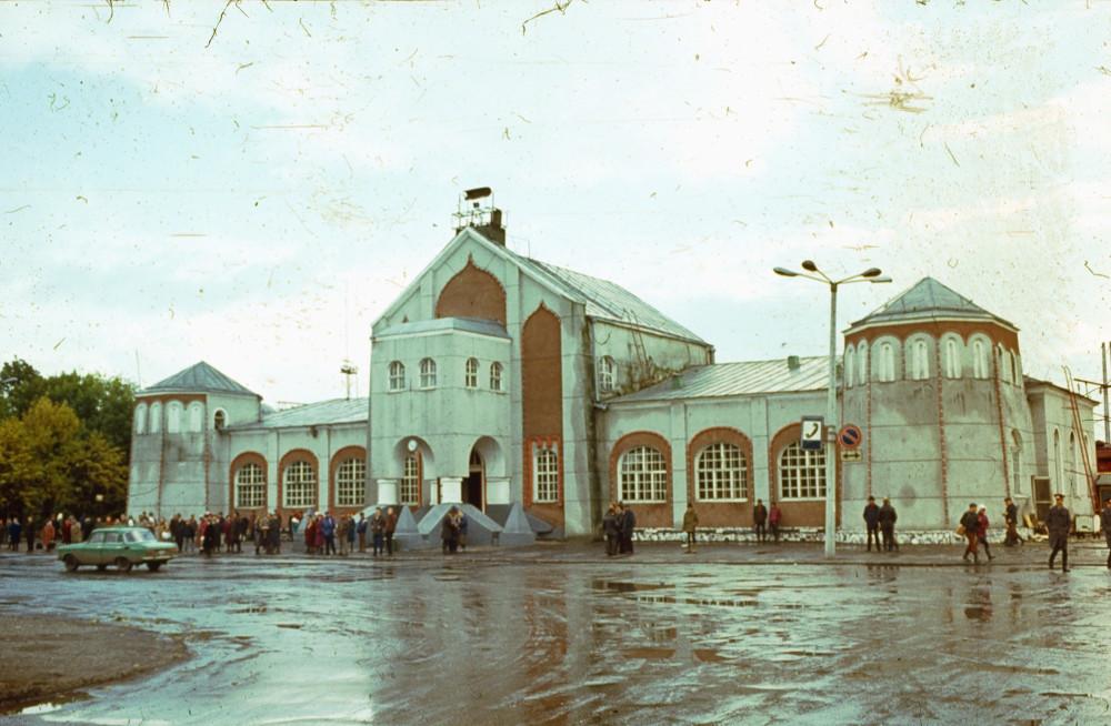 139. Ж.д.вокзал Муром, 1986 год.