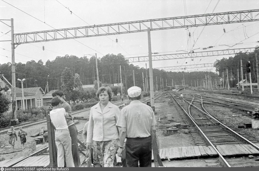 138. Станция Васильево Горьк.ж.д., 1984 год.