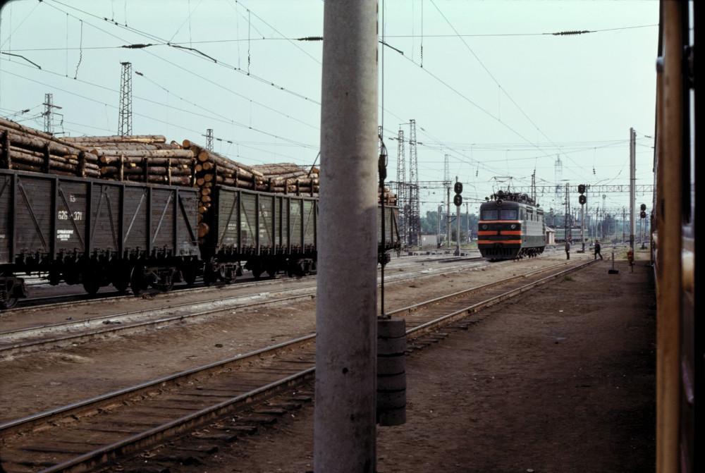 122. Станция Данилов Сев.ж.д., 1979 год.