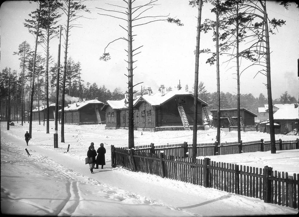 1929 год. На Урале.