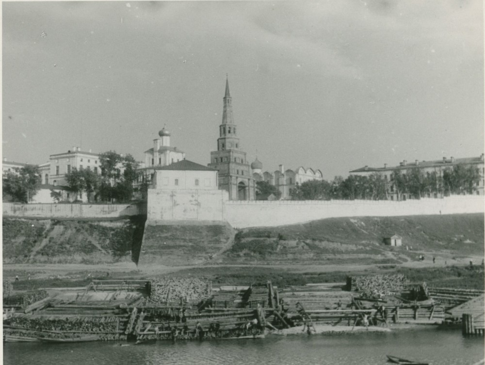 1932 год. Казань. Кремль.