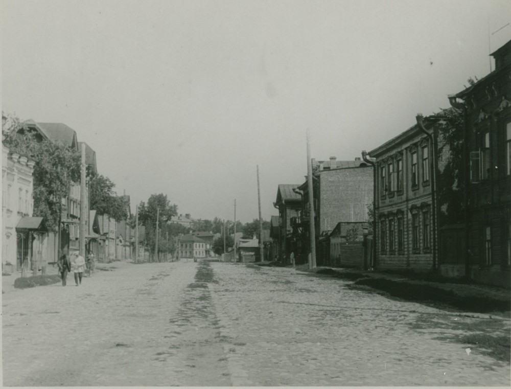 1932 год. Казань.