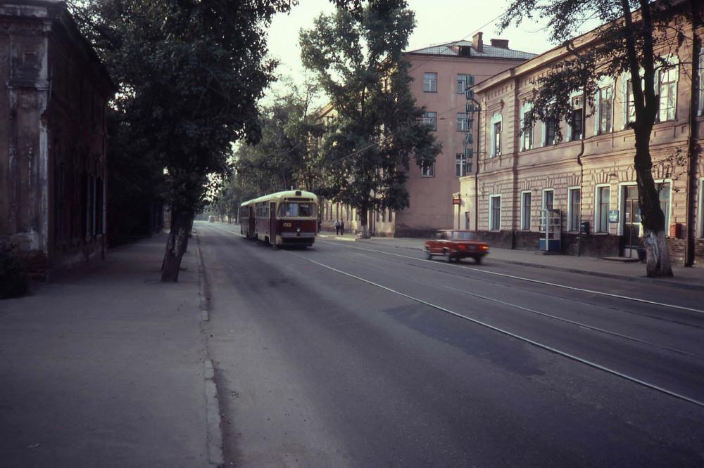 1982 год. Иркутск.