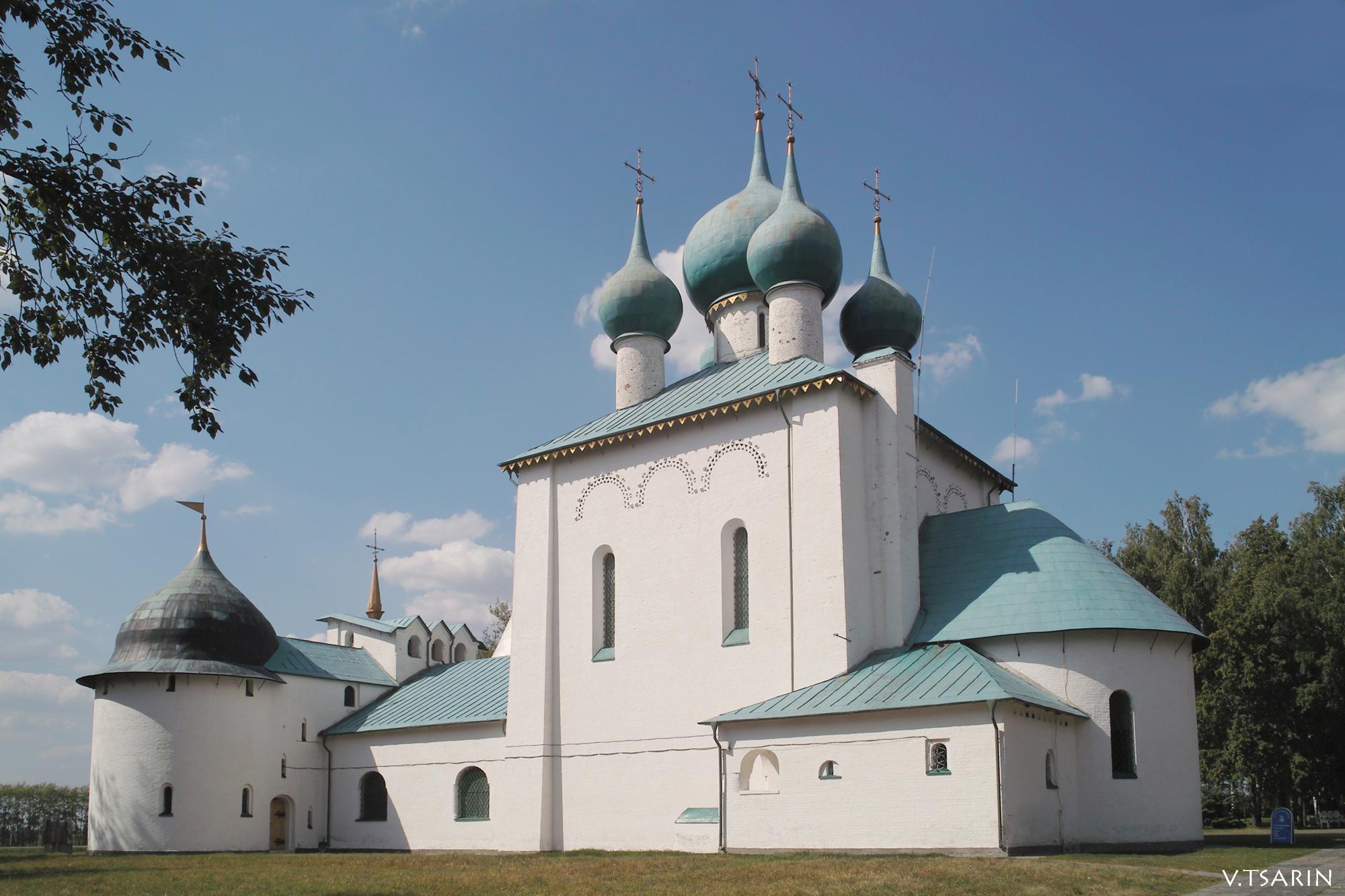 ц.Сергия Радонежского на Куликовом поле