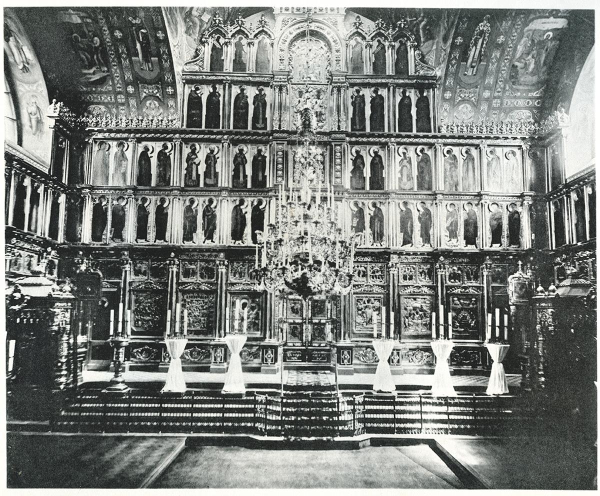 1. ц.Сергия в Рогожской