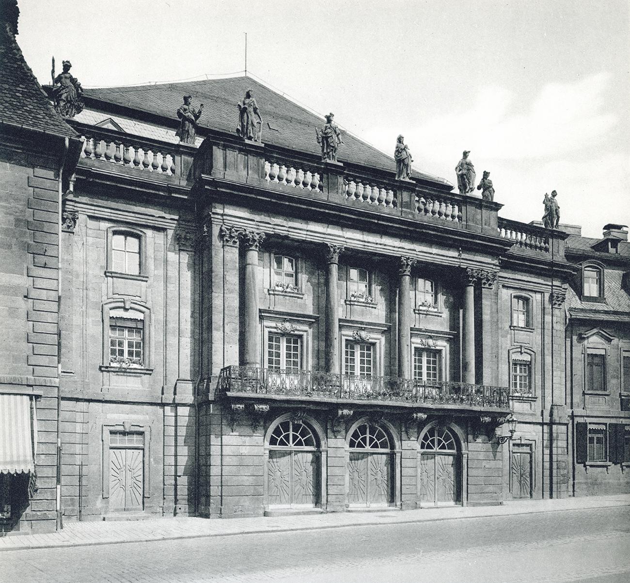 Здание оперы л