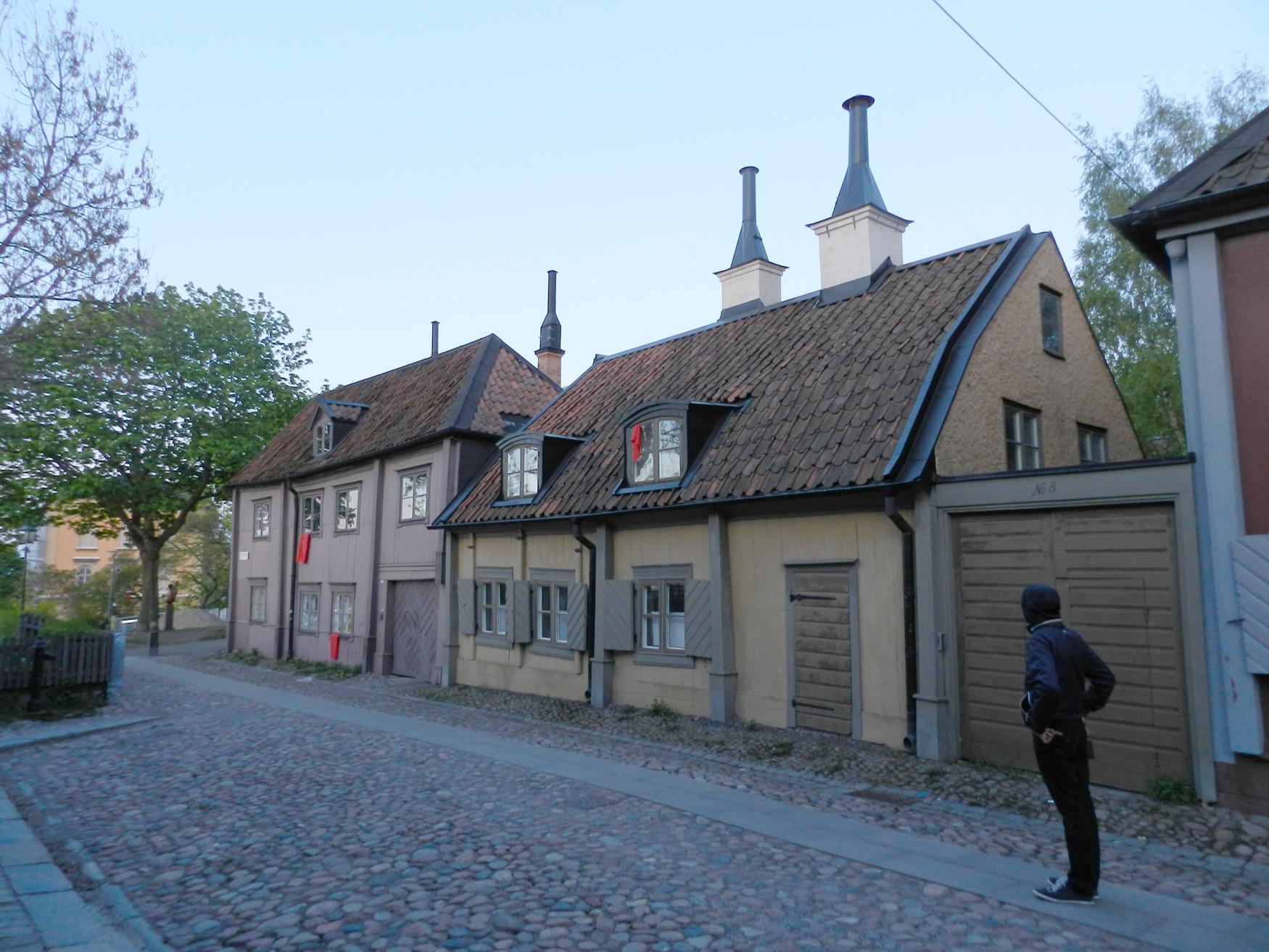 Переулок Master Mikael gata