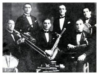 Оркестр Генрика Гольда и Ежия Петерсбурского, 1930-е