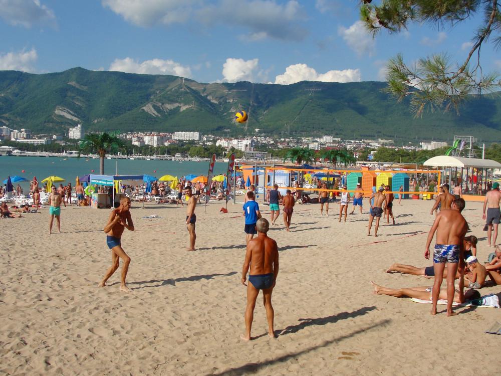 геленджике при песчаные пляжи геленджика фото отзывы школьником
