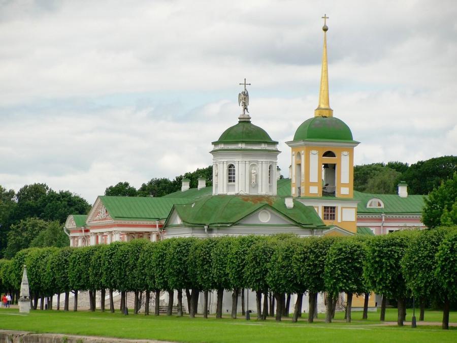 Прогулка в Кусково
