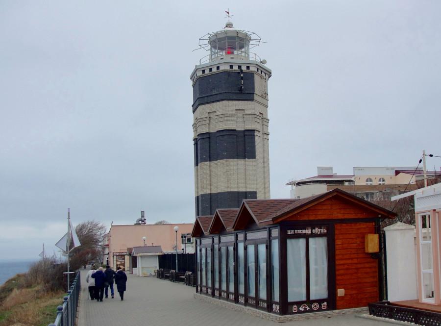Зимняя Анапа