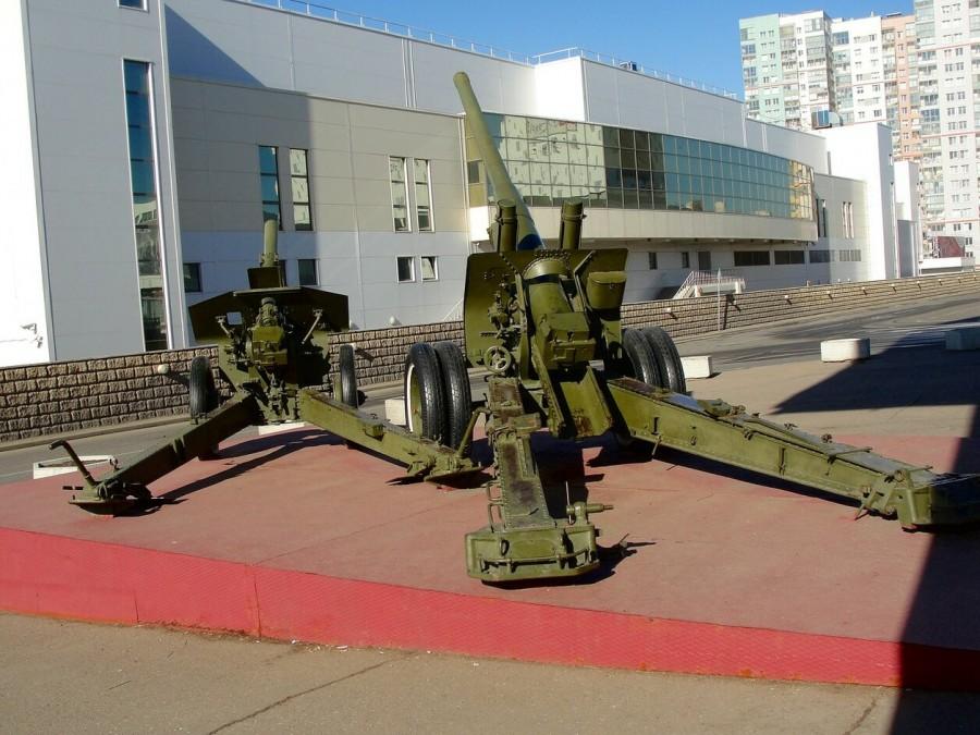 Несколько фотографий военной техники