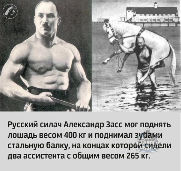 Богатырская слава России