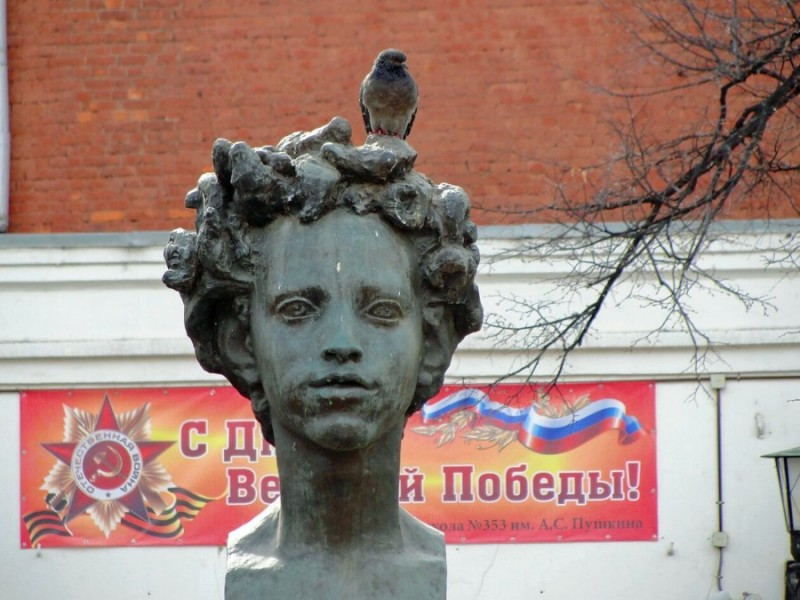 6 июня — день рождения Александра Сергеевича Пушкина.