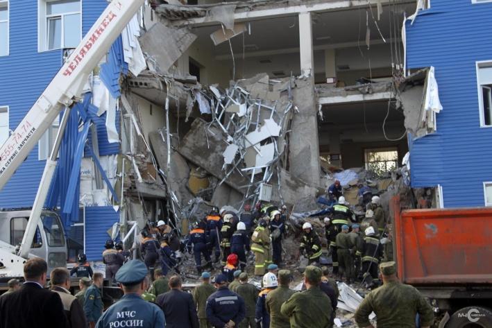 Она рухнула. 5 лет трагедии в Омске