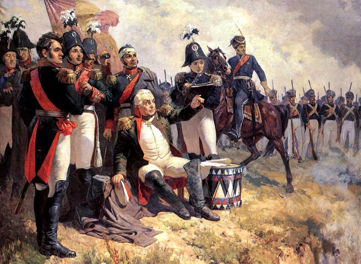 Русский календарь: 7 сентября 1812 года. Бородинское сражение