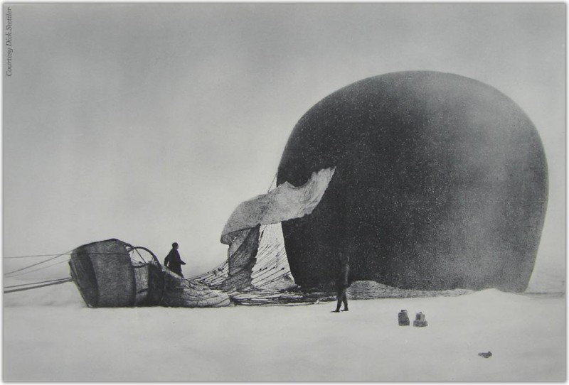Покоряя Арктику