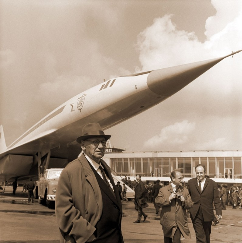 Страницы истории: 21 октября 1937 года. Арест авиаконструктора Туполева
