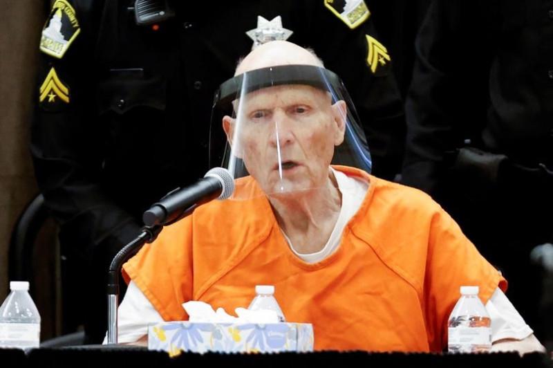 Убийца из Золотого Штата (Голден-Стейт) : отсидка началась...