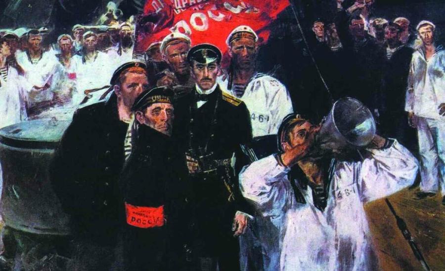 Страницы истории: 24 ноября 1905 года. Восстание на крейсере Очаков