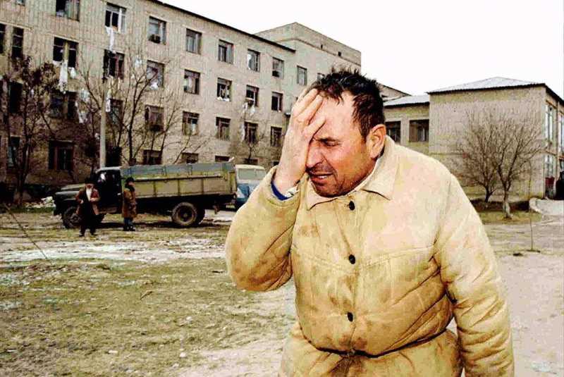 Страницы истории. 10 января 1996 года. Теракт в Кизляре: сотни заложников,