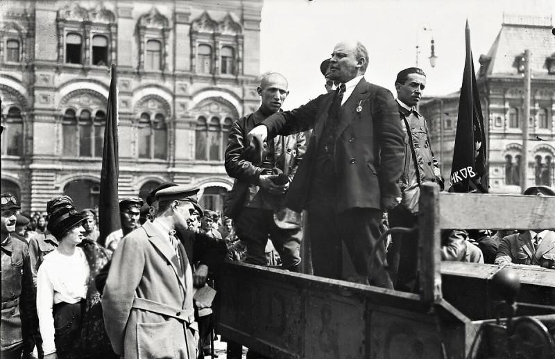 Как большевики отменили право наследования