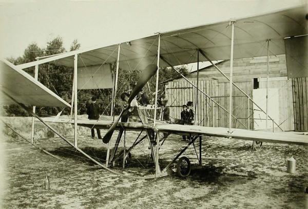 5 июня 1910 года состоялся первый полет российского самолета