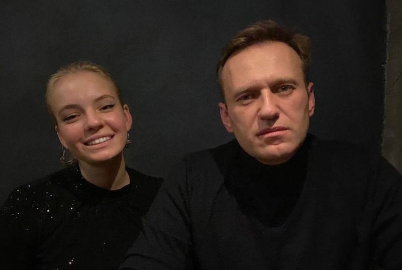 Я — Дарья Навальная, дочь Алексея