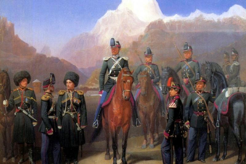 Русская история. 21 июня 1844 года. Штурм Илису