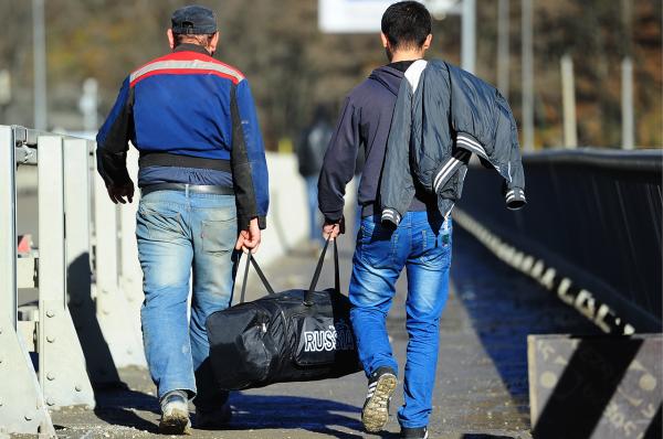 Мигранты в России. Проблема которую никто не решает