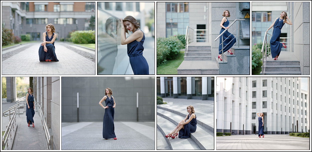 Pentax 67, II, средний формат, 6x7, девушка, вода, пруд, дерево, 165мм, пленка, Portra, Kodak