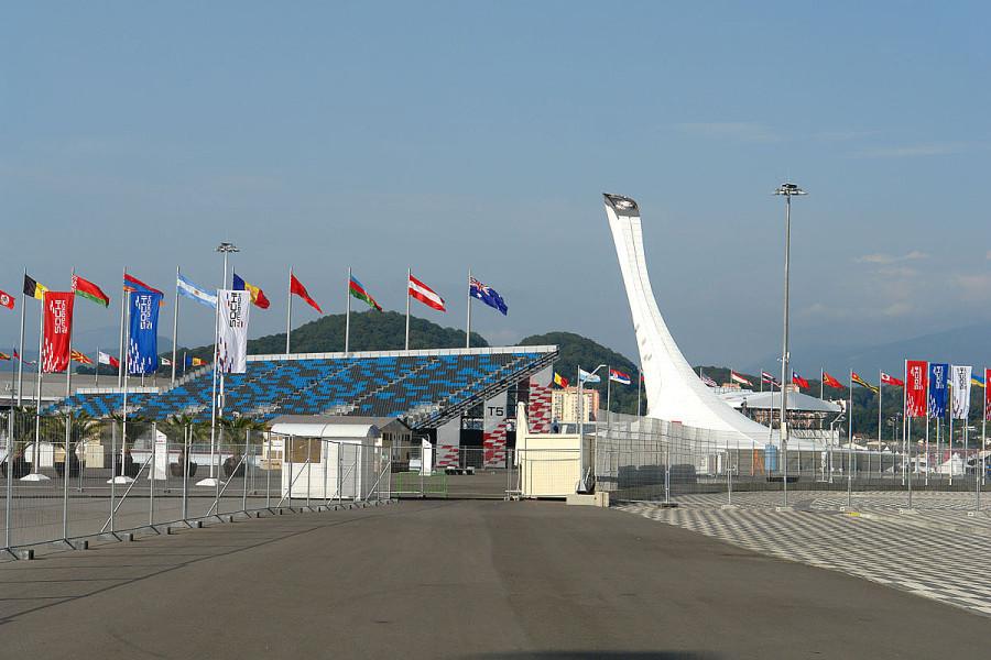парка сочи вблизи в олимпийского проститутки