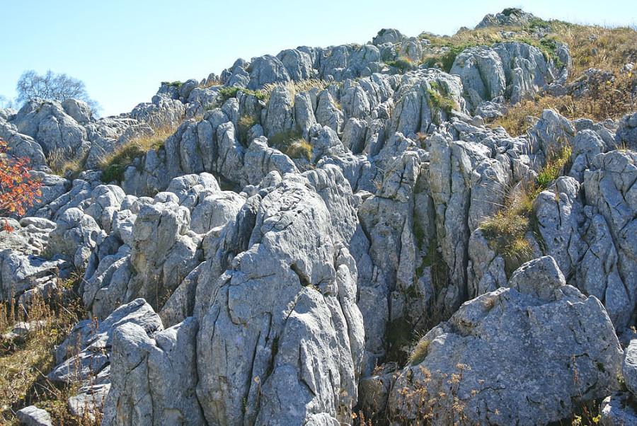 фото каменного моря в лагонаки