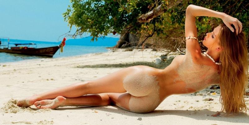 девушки эротика пляж