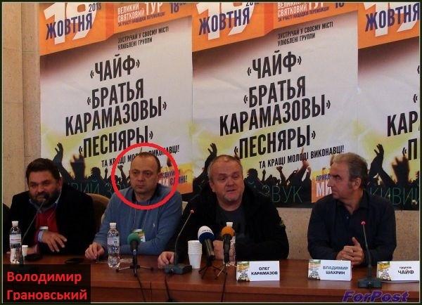 На прес-конференції в Севастополі