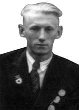 В.Й. Нацевич (повоєнне фото)