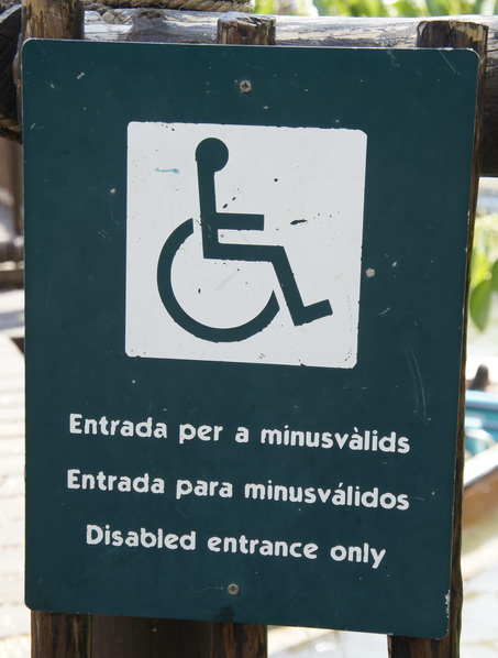 004.Disabled_entrance_only