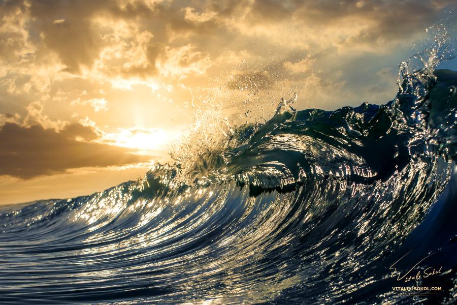Ocean Surfing Waves By Will Falcon Океанский прибой и красивые волны от фотографа Виталия Сокола